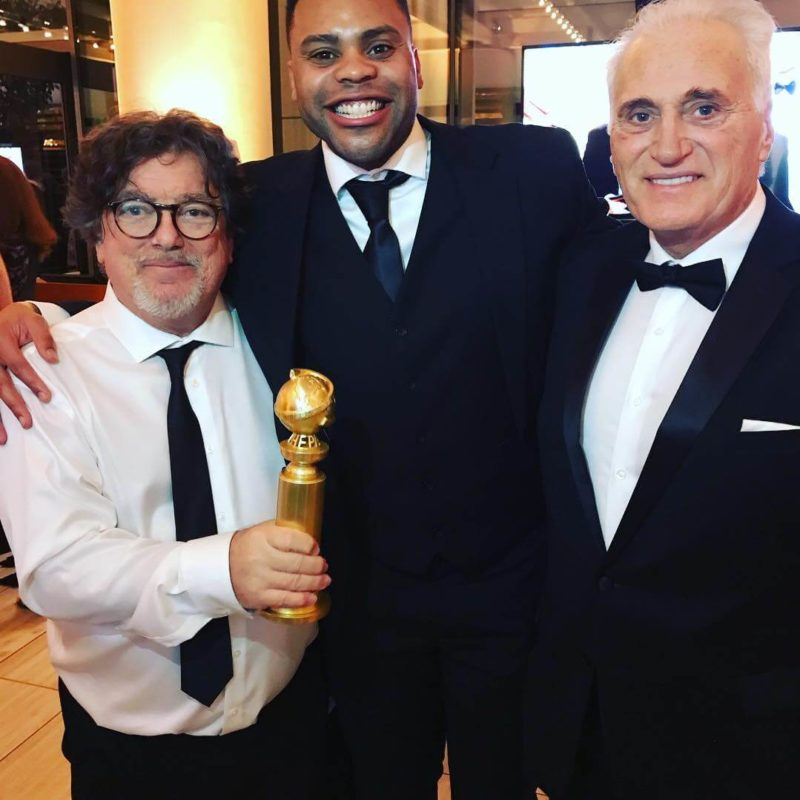 Celebrating The Green Book's Golden Globe for Best Picture