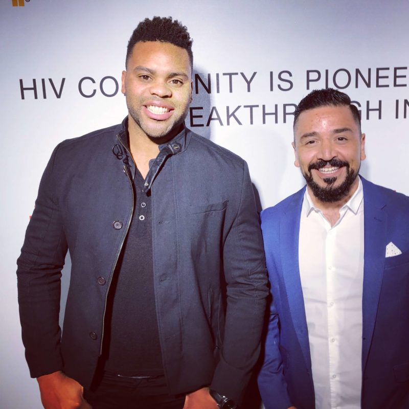 Supporting HIV/Cancer treatment breakthroughs with entrepreneur Julio Garcia II