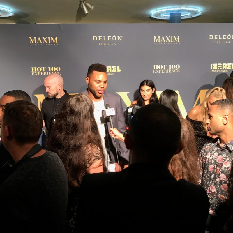 Speaking at the Maxim Experience